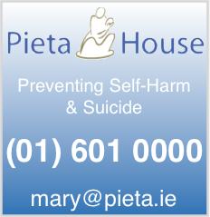 Pieta House  01 - 601 0000
