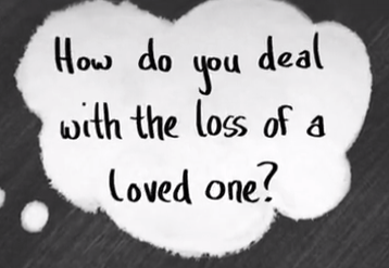 Well Cast : The Grieving Process: Coping With Death (Image taken as screen capture from Well Cast video)
