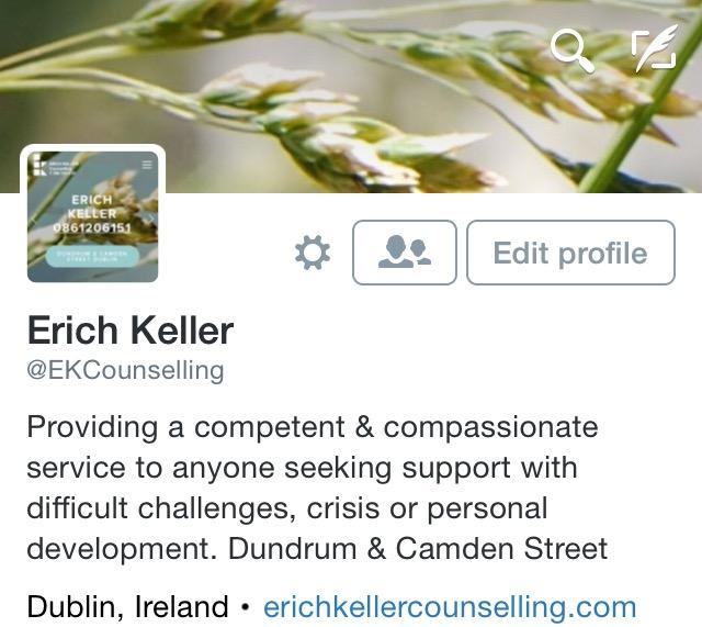 Erich Keller Counselling .com