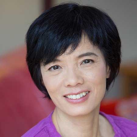 Xie Ling Welch Owner of Hug The Moon Qi Gong Certified Qi Gong Teacher