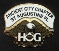 Chapter pin - $10.00