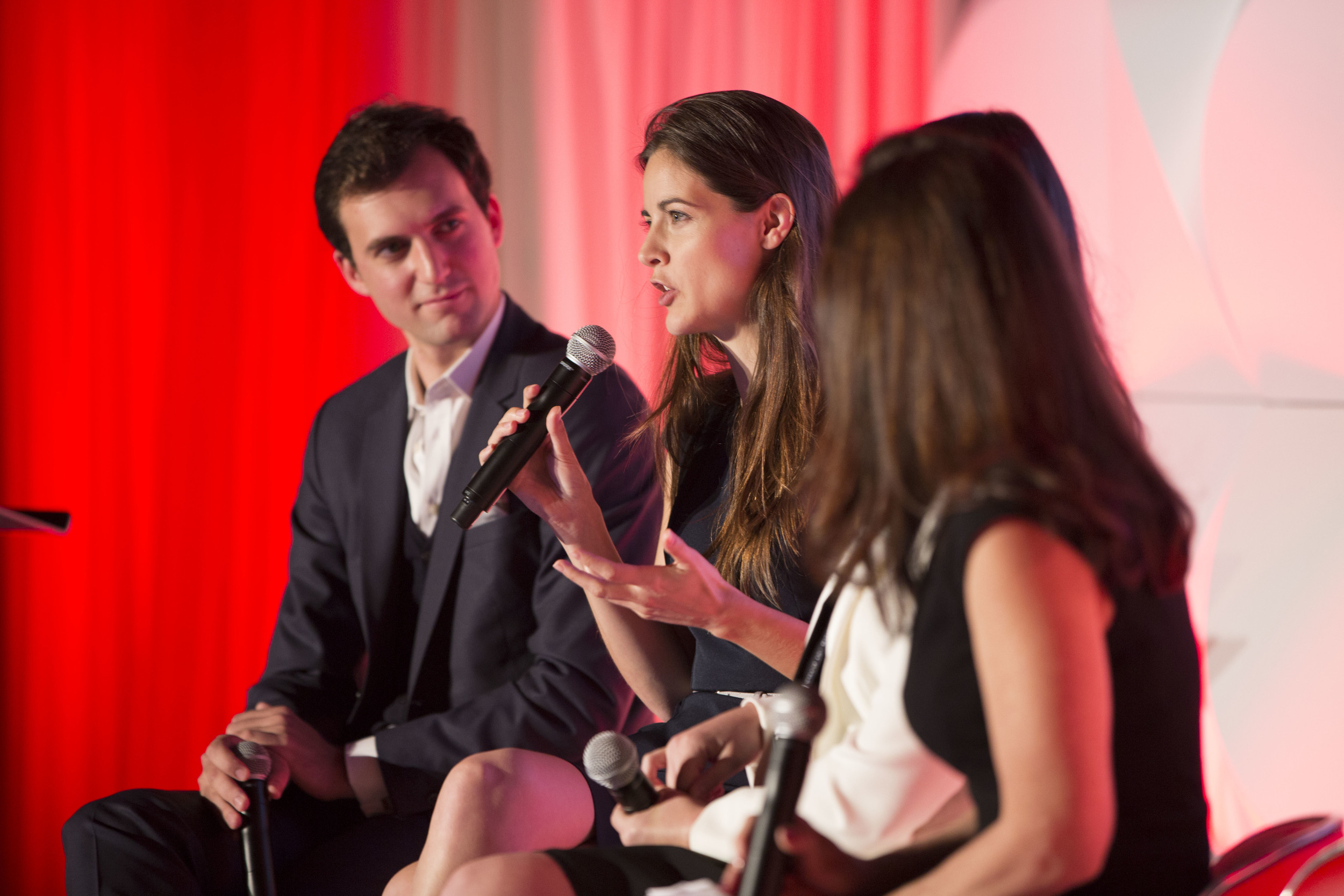 Kathryn Minshew, CEO and Co-founder of The Muse