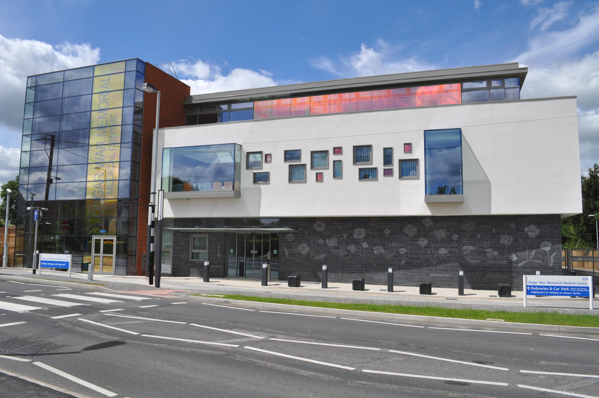 Ongar War Memorial Hospital.