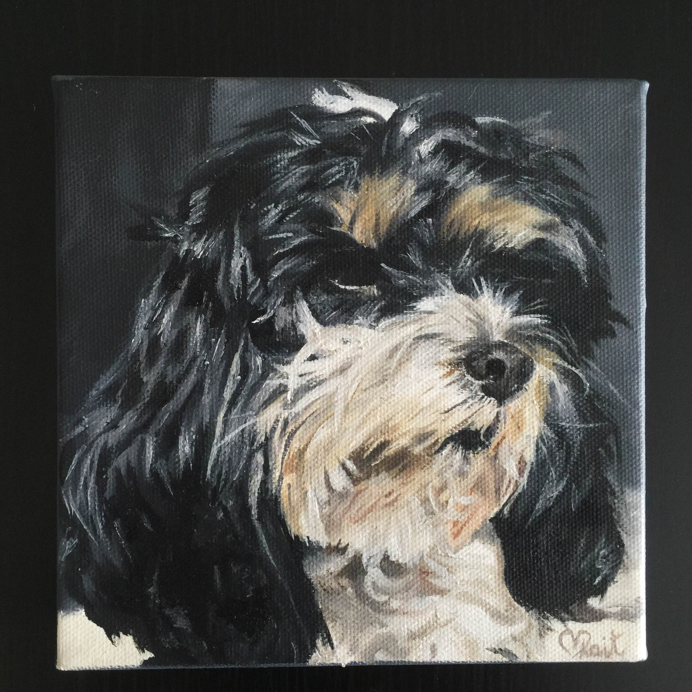 "portrait of ""Zoe"""