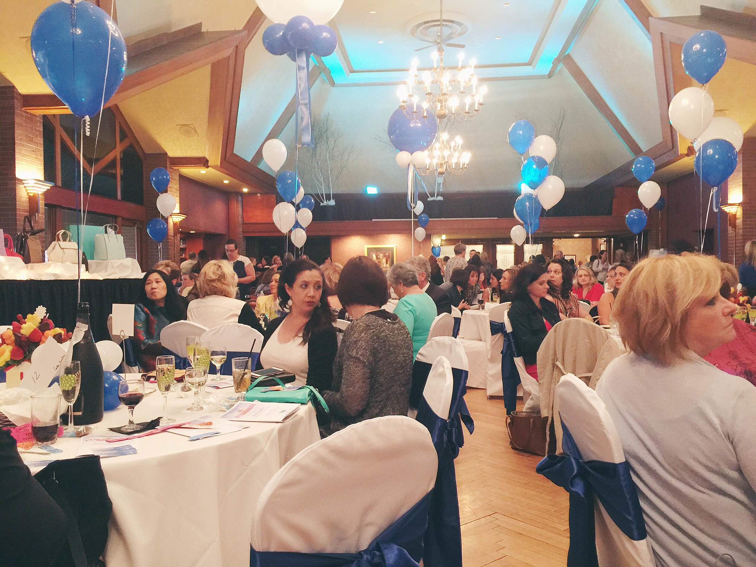 Make-A-Wish Purse Bash 2016