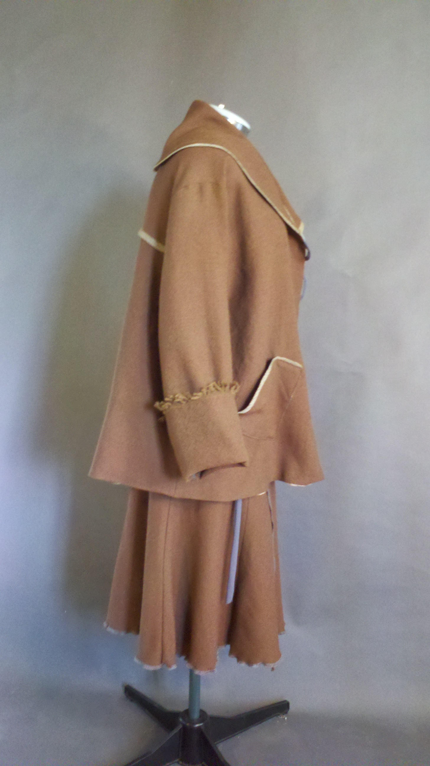 Swing Jacket and Skirt