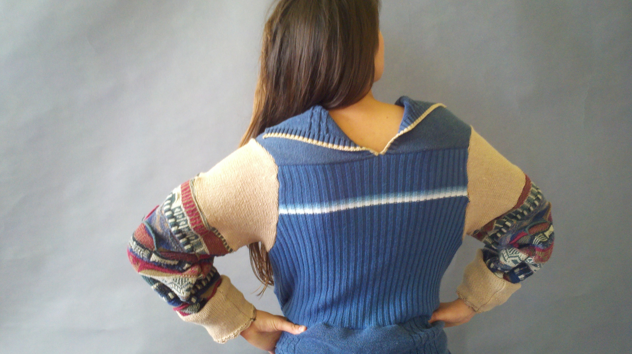 Only One UP cycled Sweater