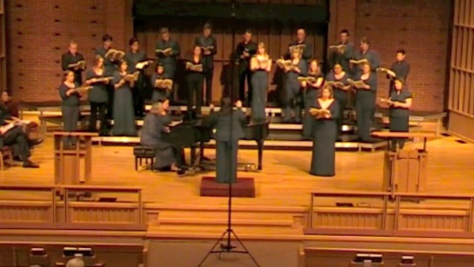 Brahms Requiem with Laura Strickling