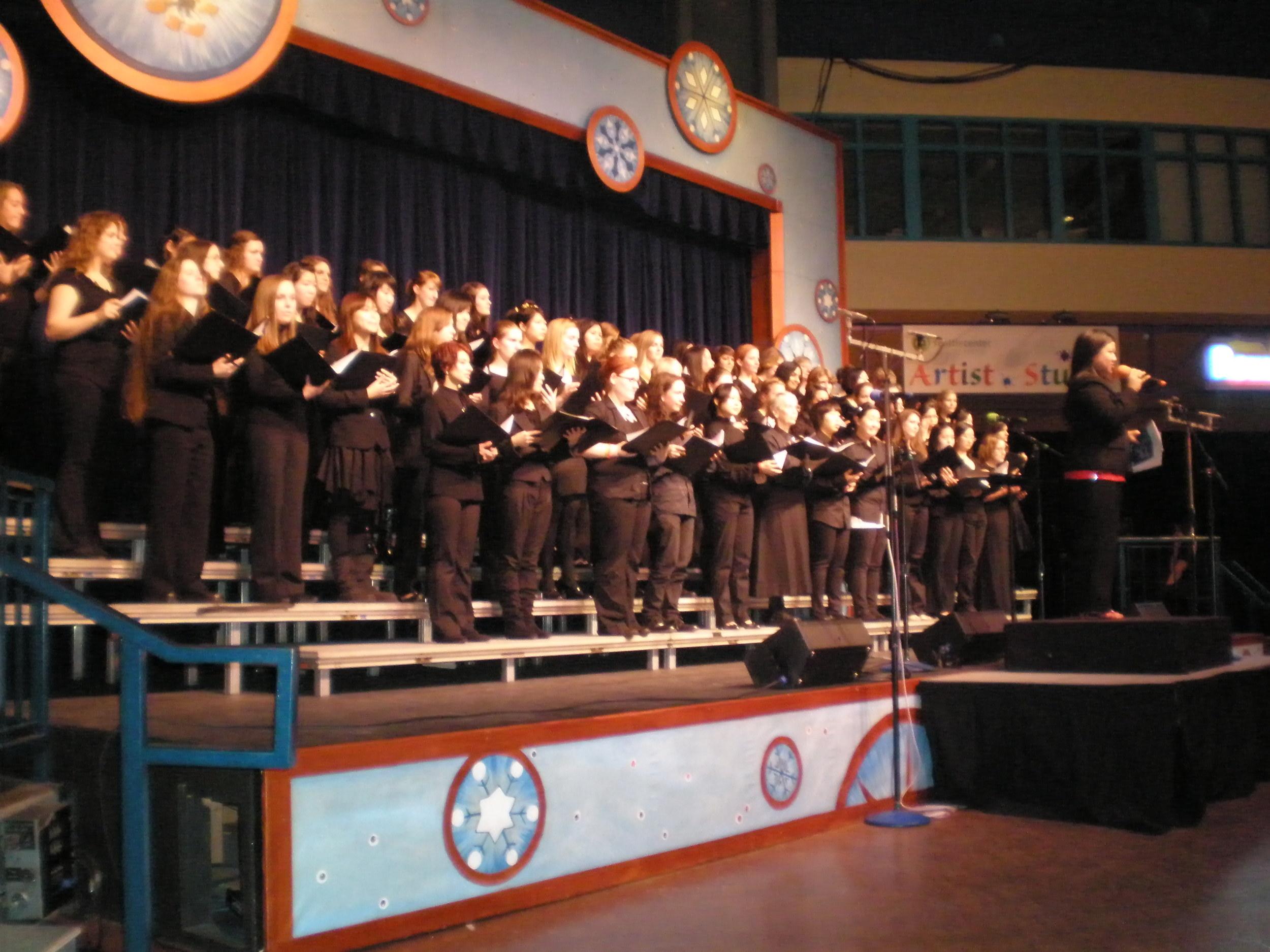 UW Women's Choir