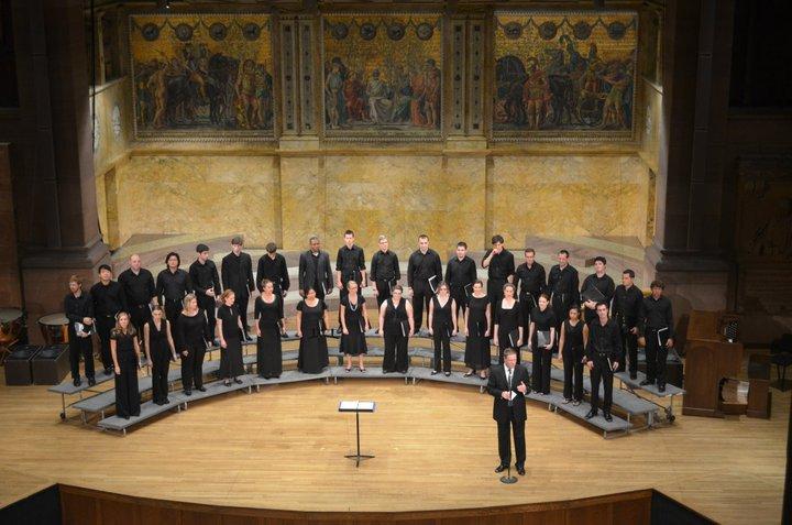 Westminster Chamber Choir 2011