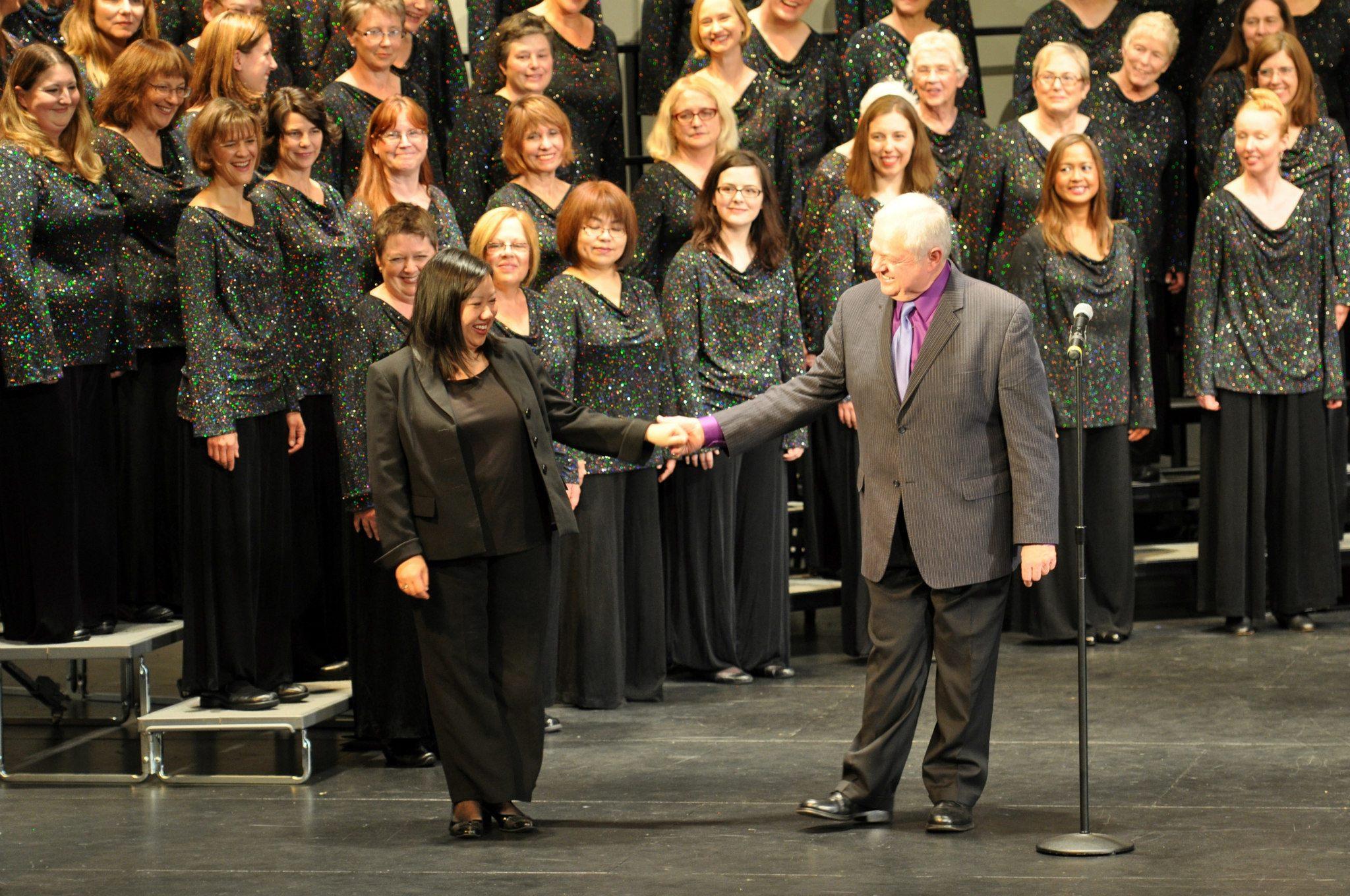 Dennis Coleman & Seattle Women's Chorus