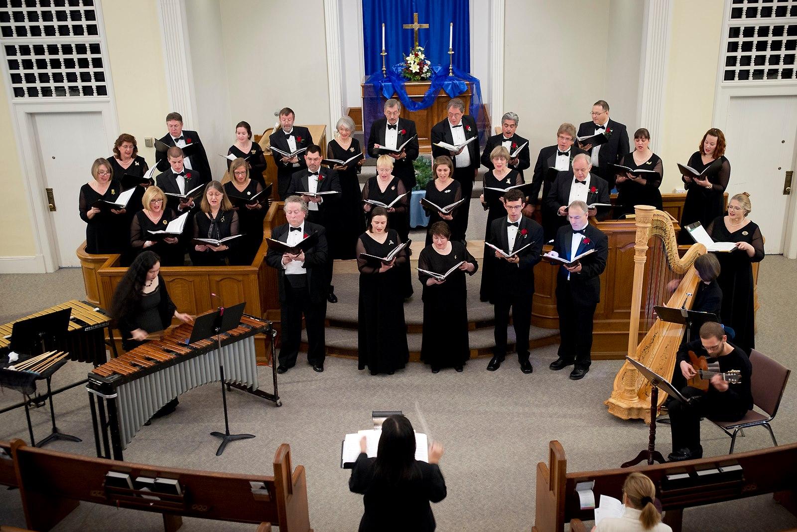 Bellevue Chamber Chorus