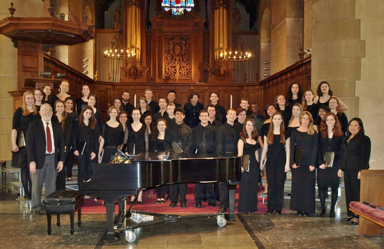 Chamber Choir & Camel Heard