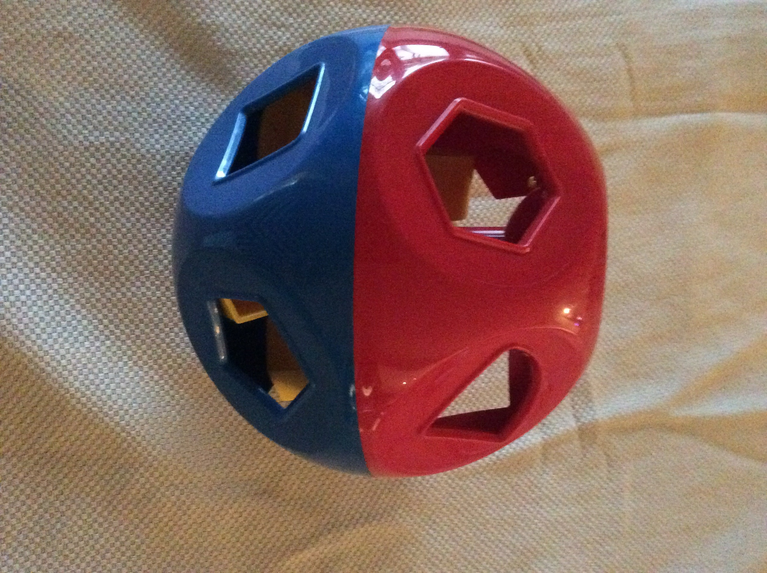 Shape-O - one of my kids toys found in the 'toy cupboard'.