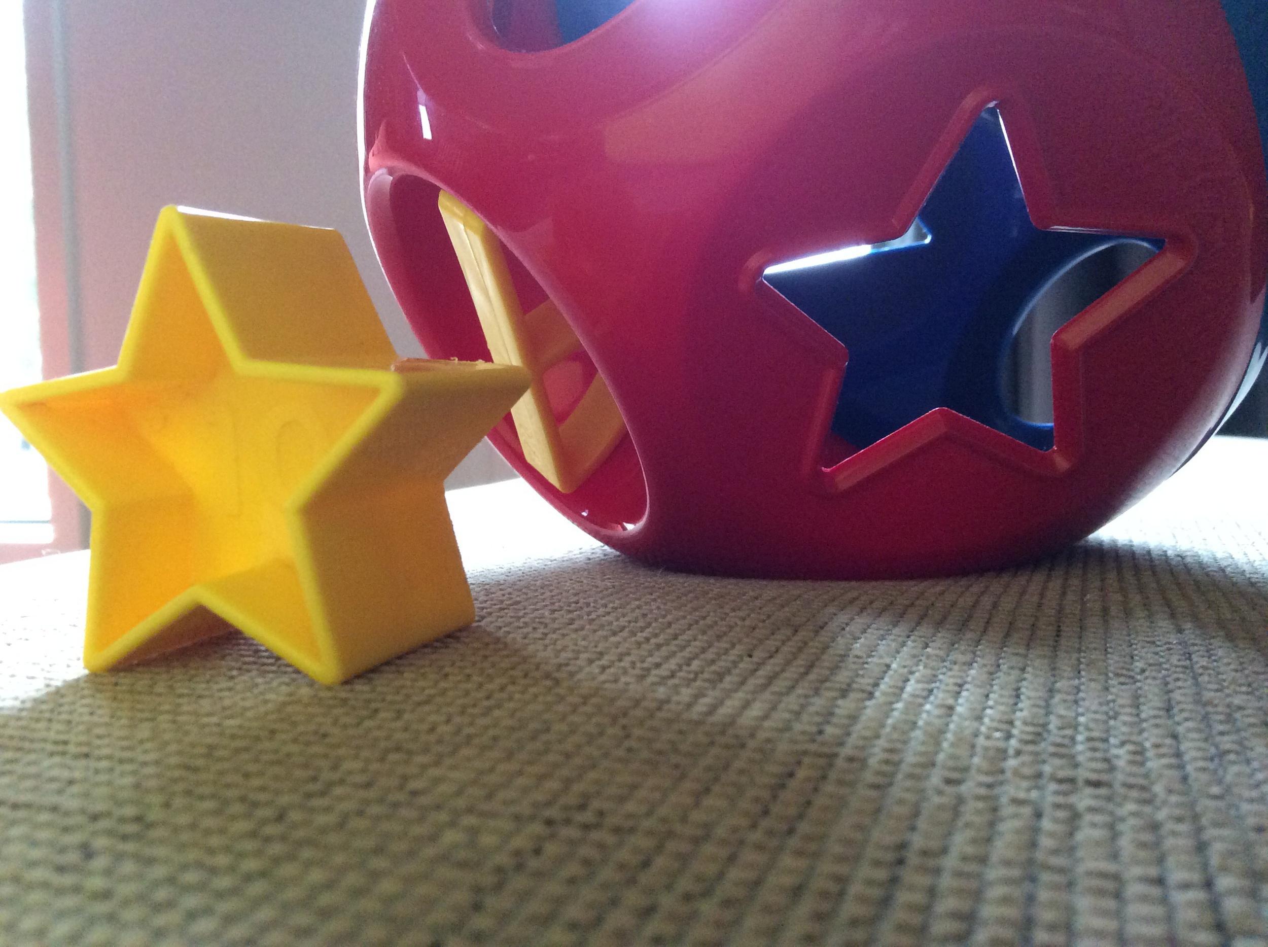 I'm a Star shape!