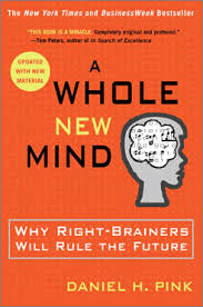 This week's book: Dan Pink's A Whole New Mind