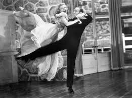 Fred Astaire & Ginger Rogers - Courtesy of DHC Treasures