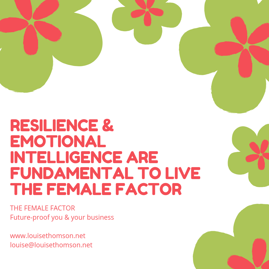 The Female Factor is a leadership program for women to boost their confidence and have a positive presence in their business, workplace and community. Women have the X Factor, the chromosomal difference which when celebrated, and lived, makes a remarkable difference to the lives of others.