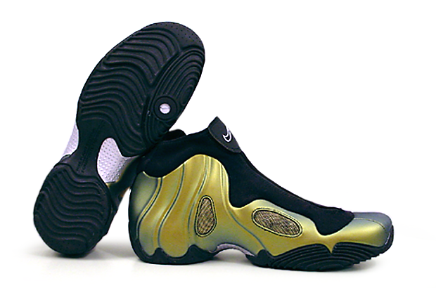figure 1.  The beautiful, organic design of the upper is carried down into the design of the outsole, but the beauty of the outsole design is more than just skin deep. The forefoot flex grooves, visible as the deeper channels in the forefoot area of the shoe above, allow the shoe to be flexible precisely where you need it to be.
