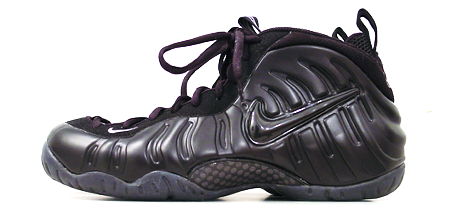 Nike Air Foamposite One PRM 575420009 Abalone Black ...