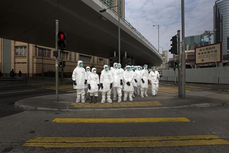 January: Tyrone Siu for Reuters (Hong Kong)