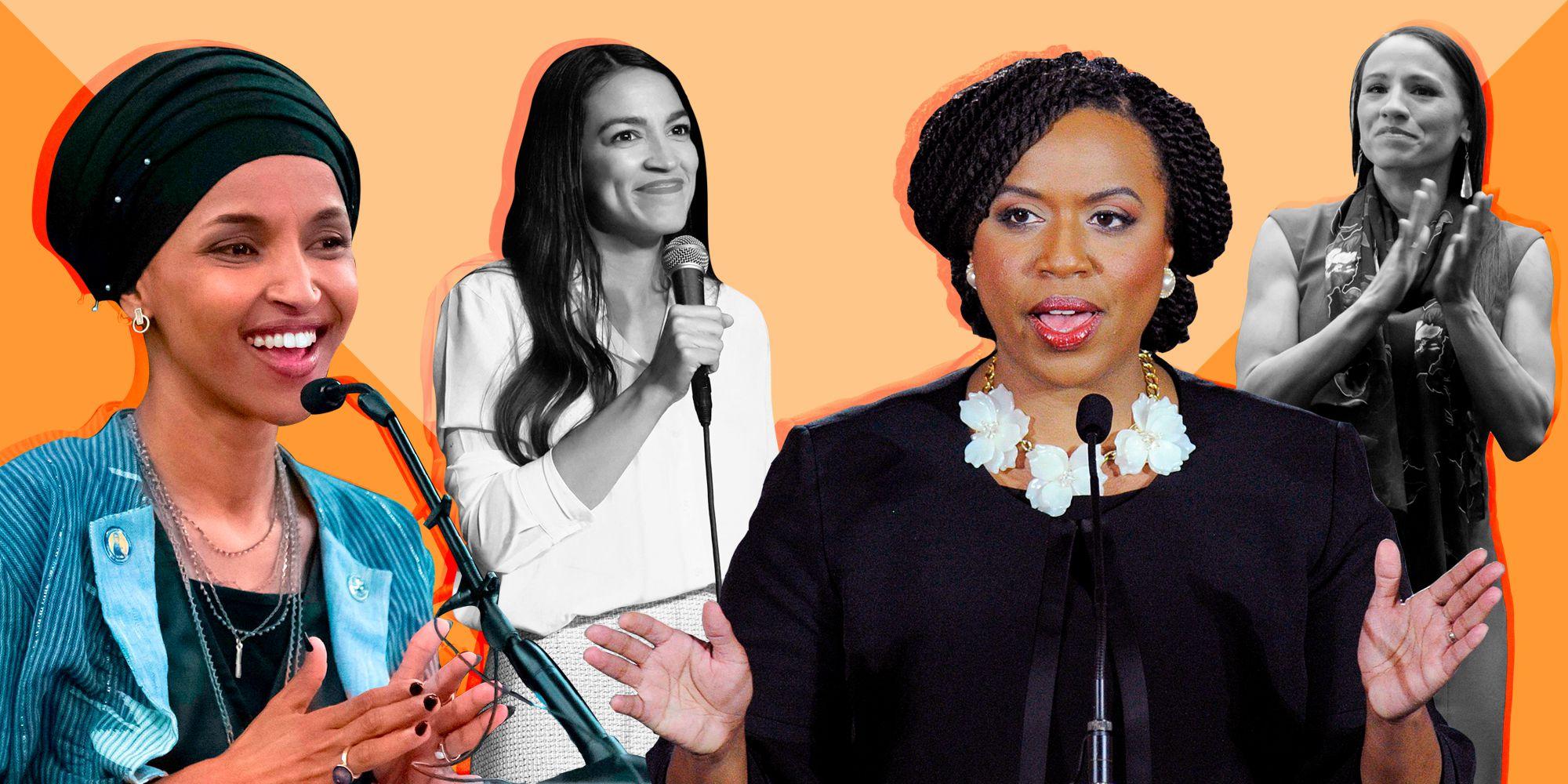 Women in Congress courtesy of Cosmopolitan Magazine