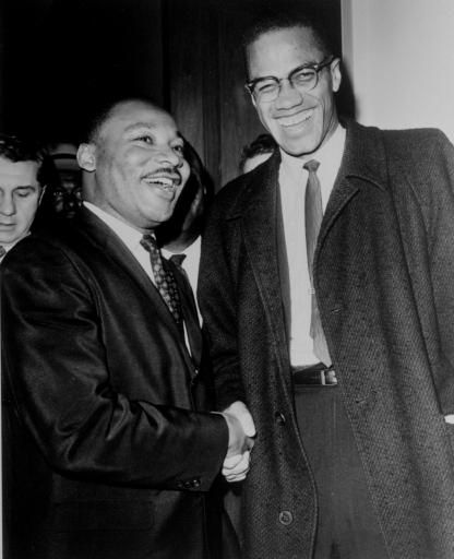 As a child, the imagery of Martin Luther King Jr. and Malcolm X shaking hands despite their different views was powerful and represented to me that leadership is not a singular matter. If we take pride in our communities and provide opportunities, collaboration is inevitable.