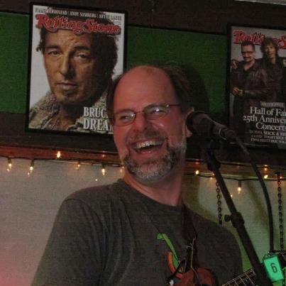 Dave at Tayton O'Brians July 2012.jpg