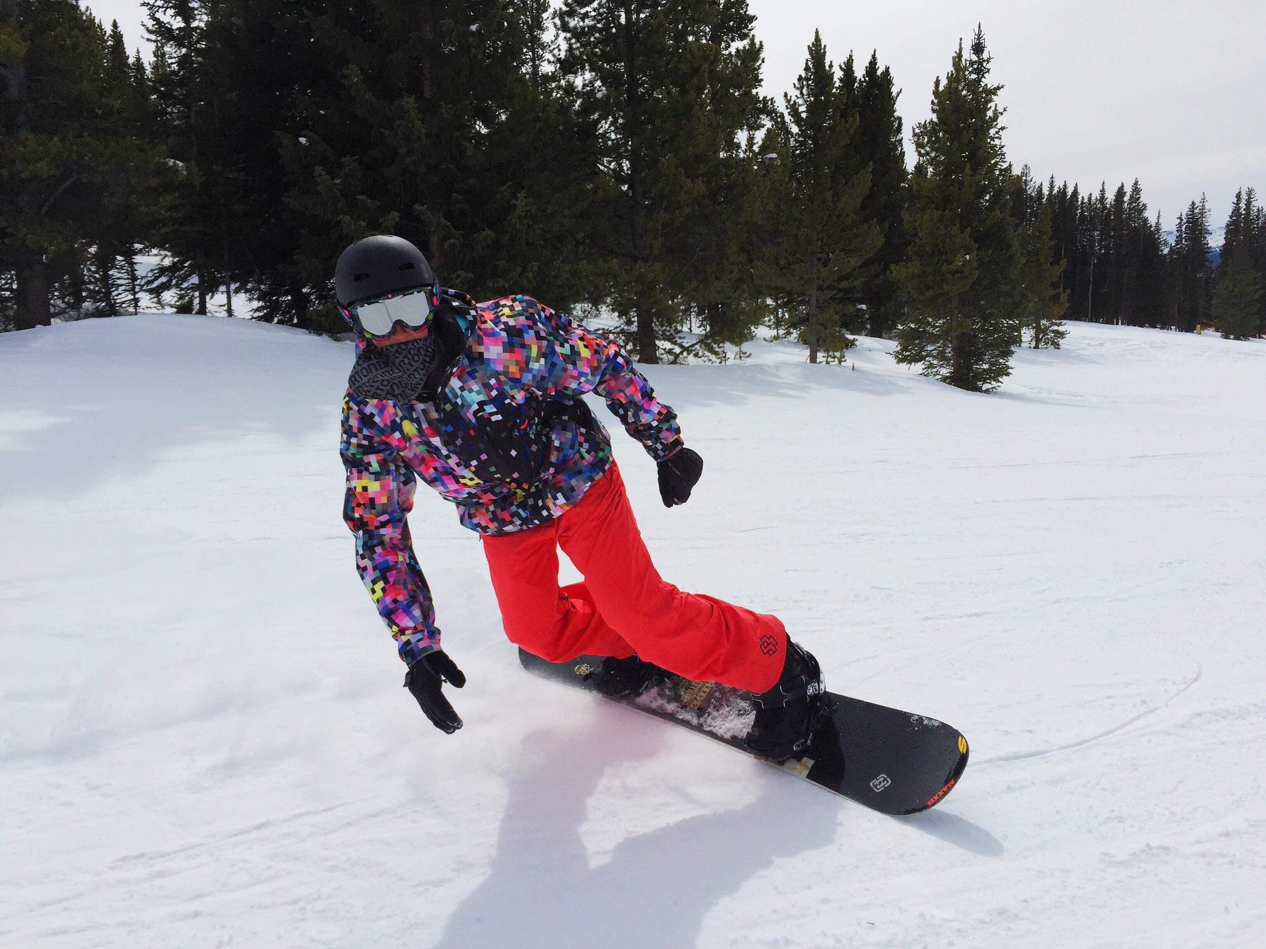 Ben Cork, Ski Cooper, 3.11.15