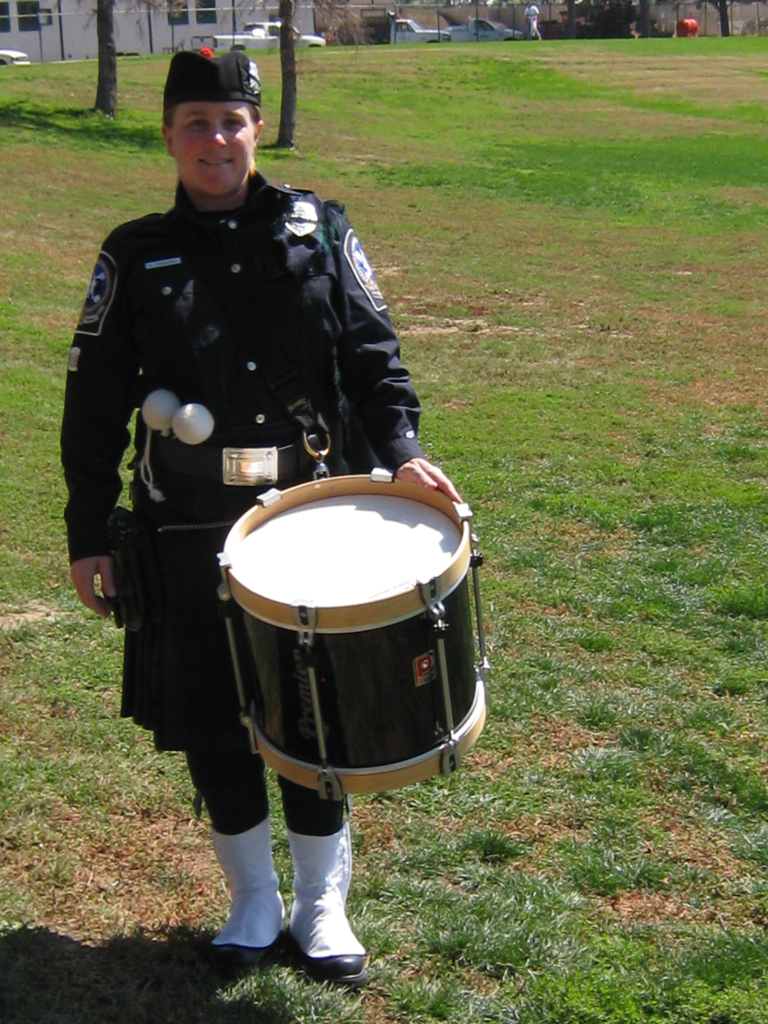 Keri Cinquina, Drum Sgt