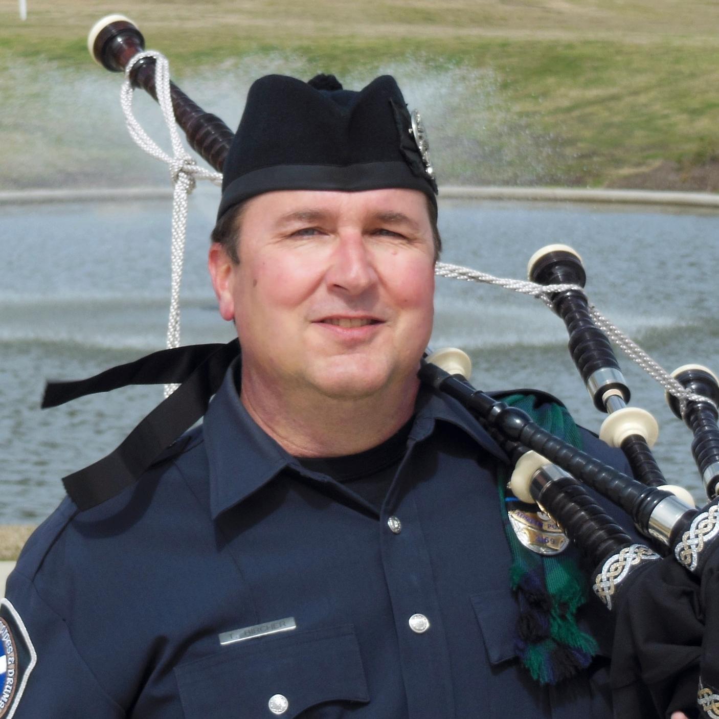 Detective Todd Bircher, Austin Police Dept.