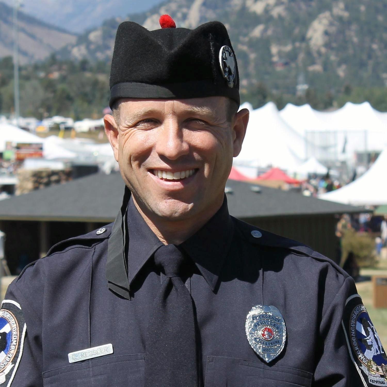 Coitt Kessler, Firefighter, Austin Fire Dept.