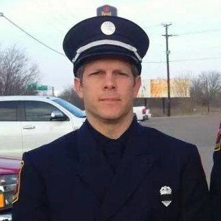 Bryan Etheredge, Lake Travis Fire Rescue