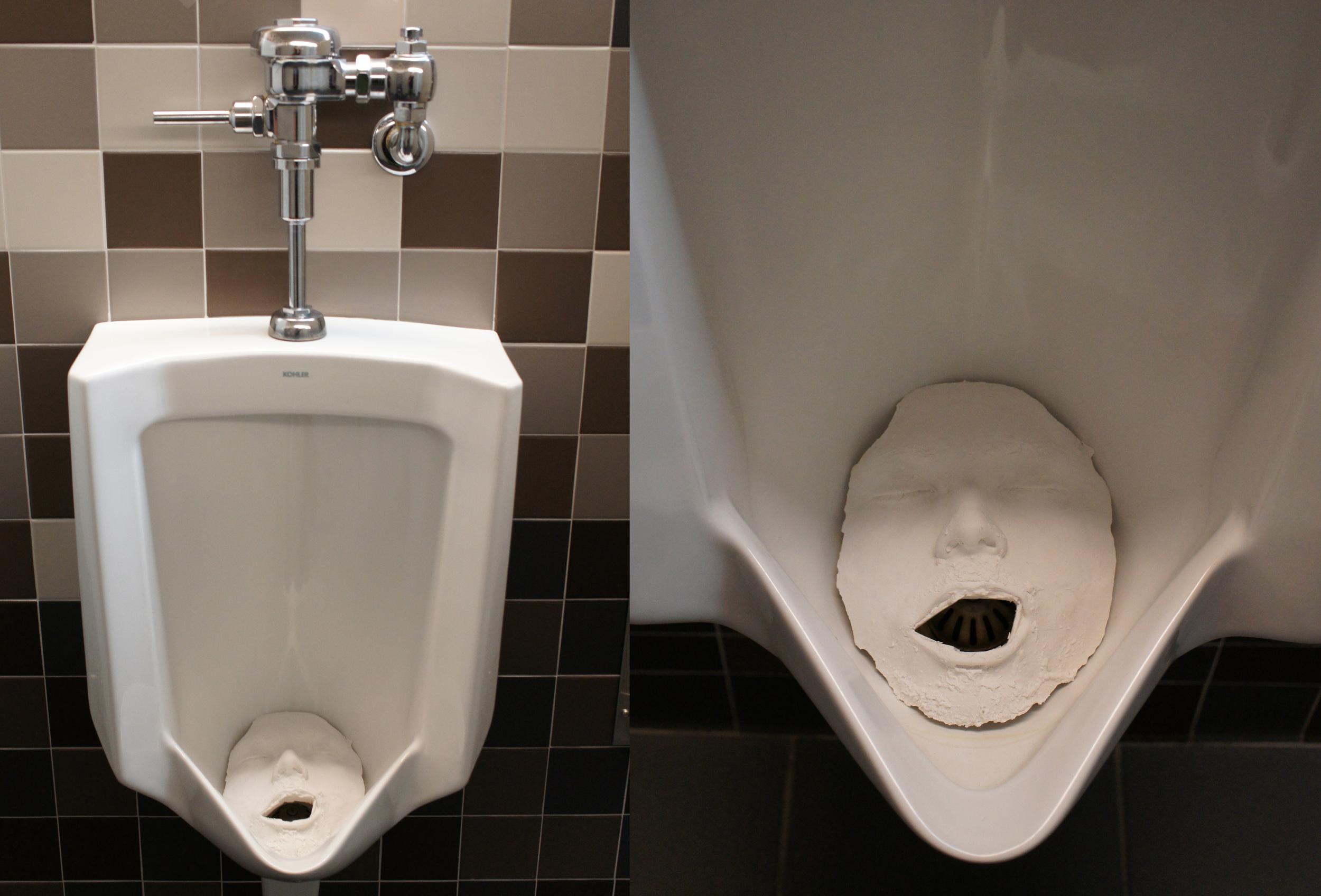 Golden Urinal 2012