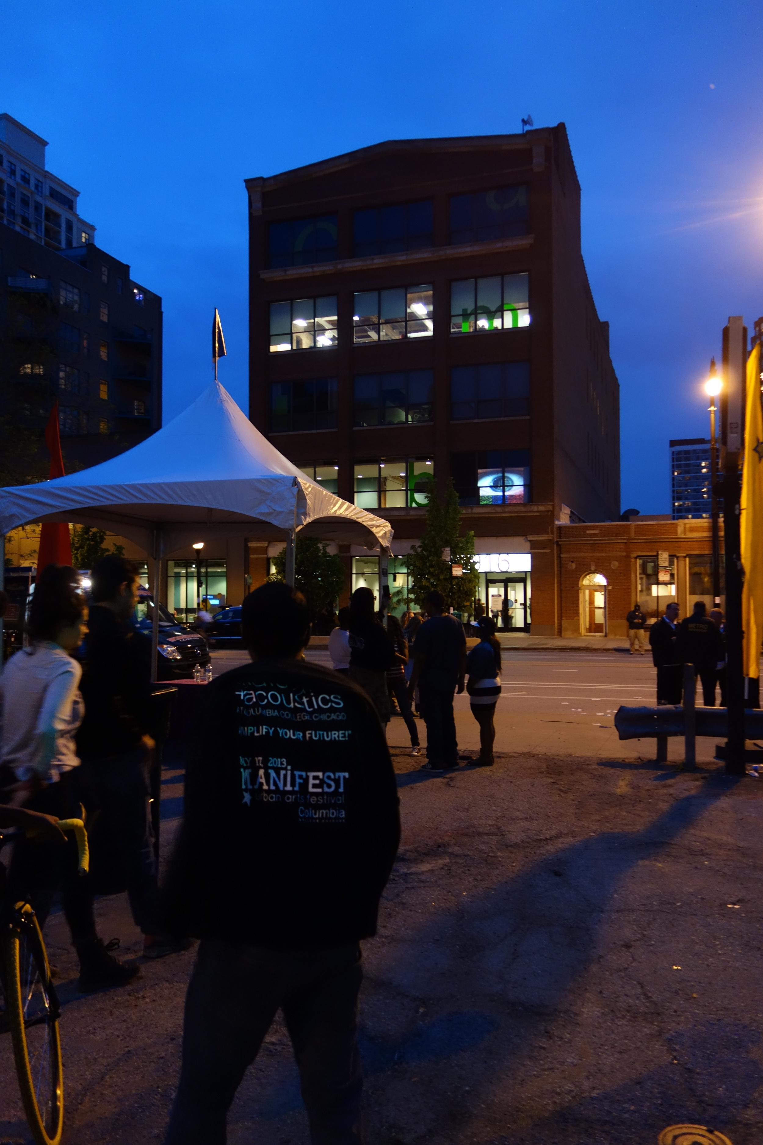 ESW at Manifest Urban Arts Festival 2013