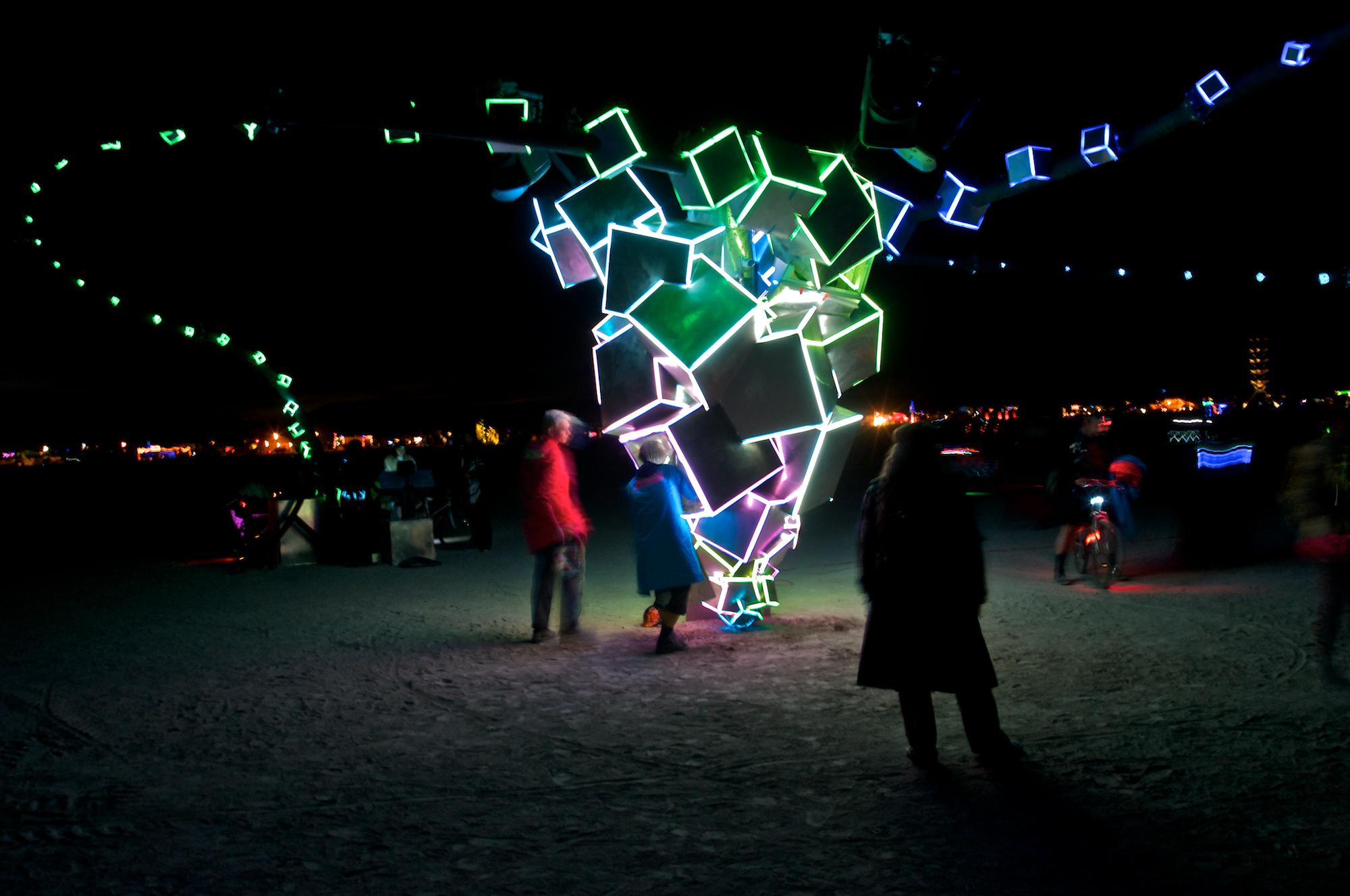 Burning Man 2010