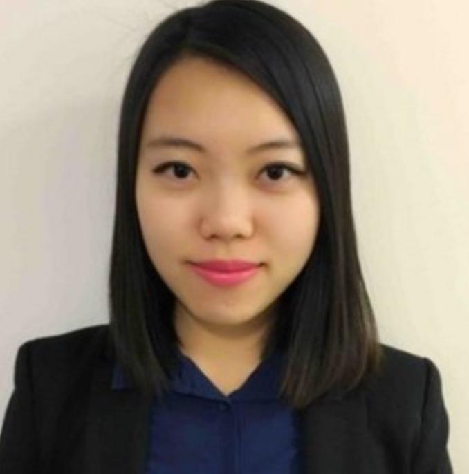 Ivy (Jiaxin) Lv,VP of Alumni