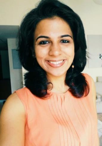 Suhasini Gavarshetty,VP of Digital Marketing