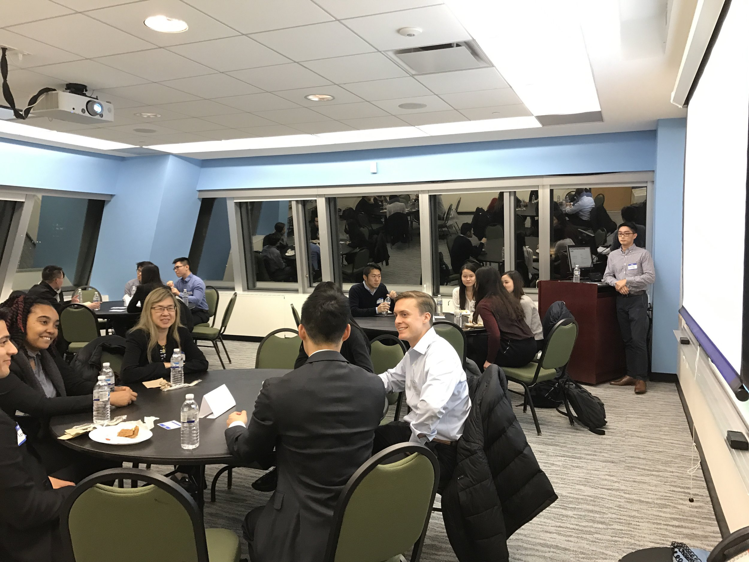 Tax Rountable Networking Event