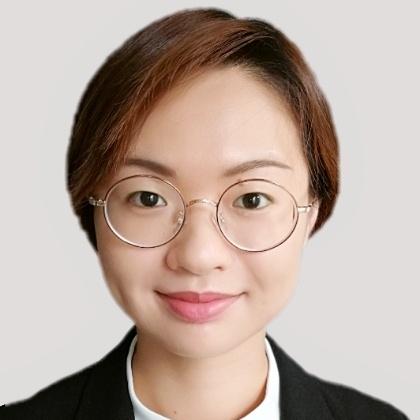 Qingqing Lin, VP of Marketing