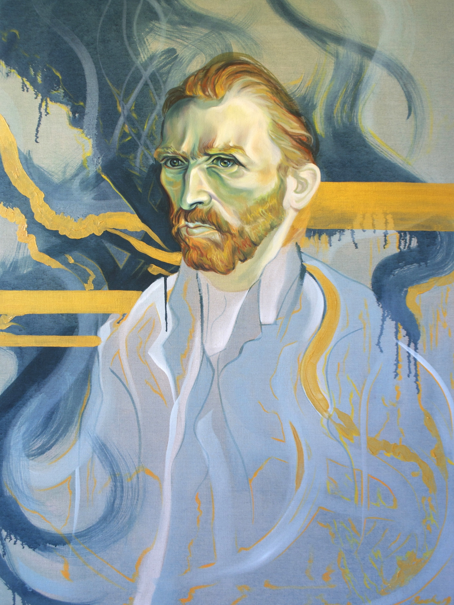 Vincent in Gold