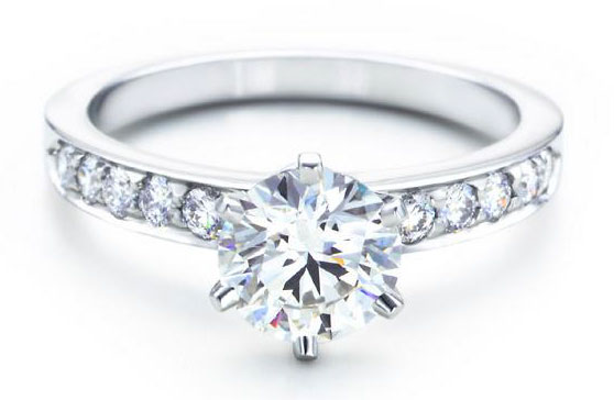 Tiffany Engagement Ring