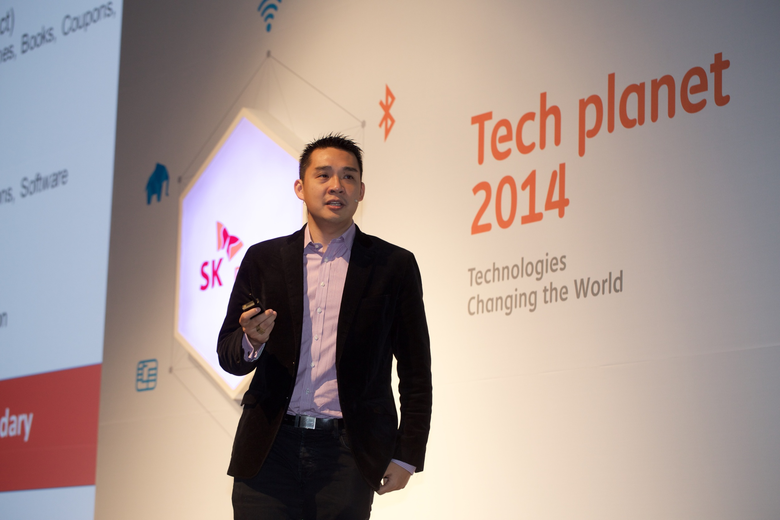 Tech Planet 2014 - Keynote - Day 1 - Keyote
