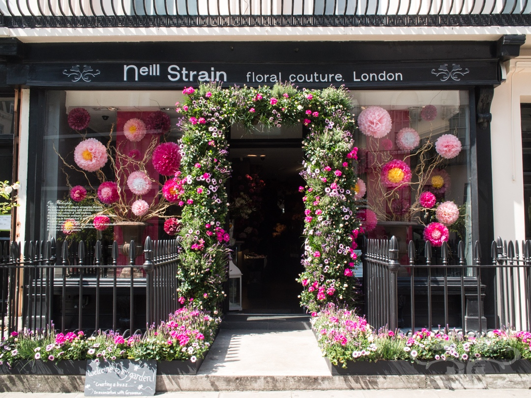 Photography of The Flower Lounge and Belgravia in Bloom: John Nassari www.johnnassari.co.uk