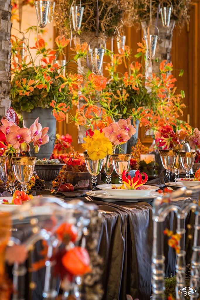 Neill Strain international floral designer