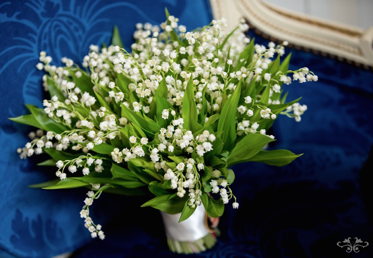 Today, Lily of the Valley is one of the most popular flowers for bridal bouquets