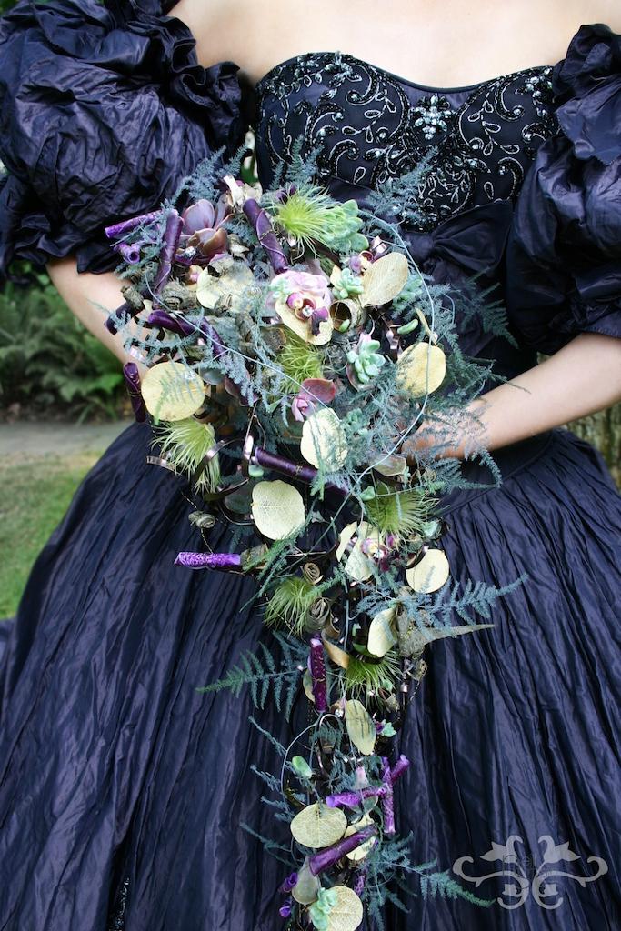 Contemporary style Shower Bouquet