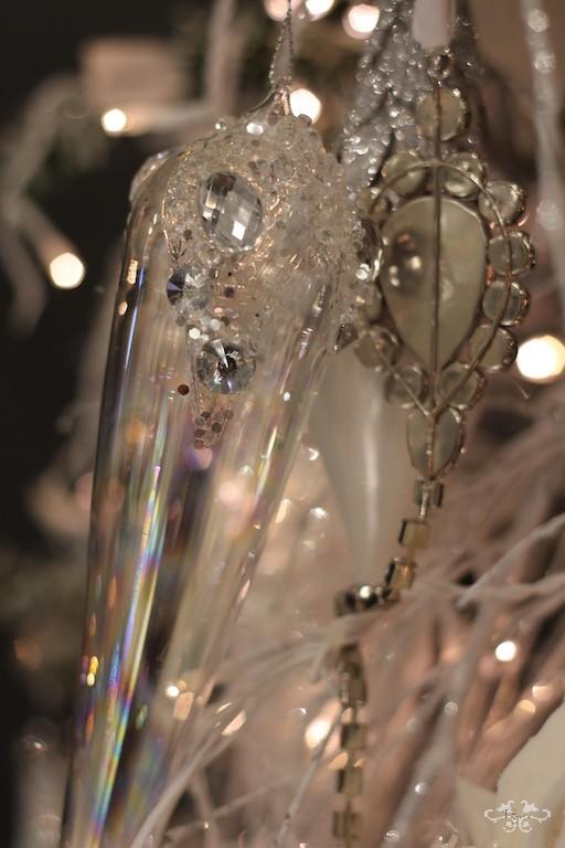 Neill Strain Christmas decortations glass icicles.jpg