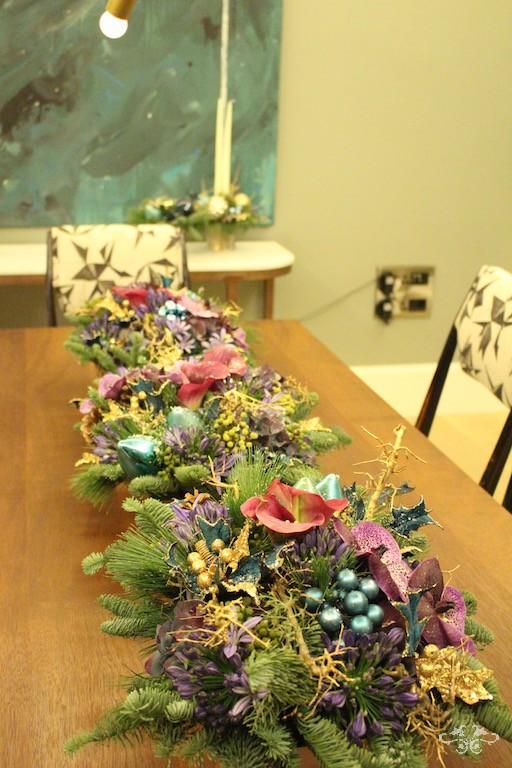 Neill Strain Christmas dining room table.jpg