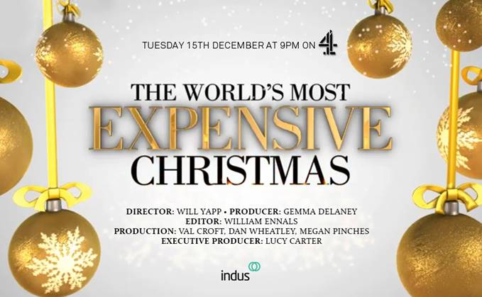 Word's Most Expensive Christmas